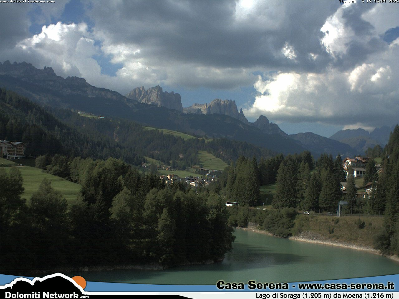 mega Webcam Dolomiti