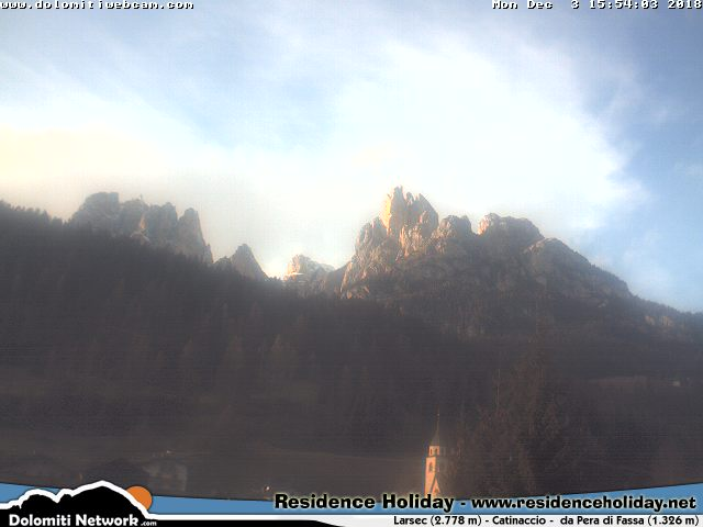 Webcam Pera di Fassa