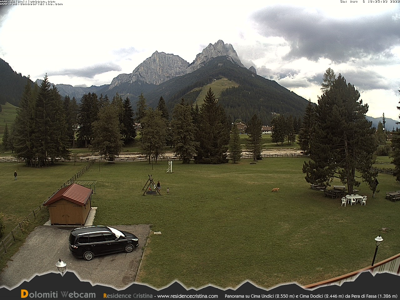 Webcam Pozza di Fassa