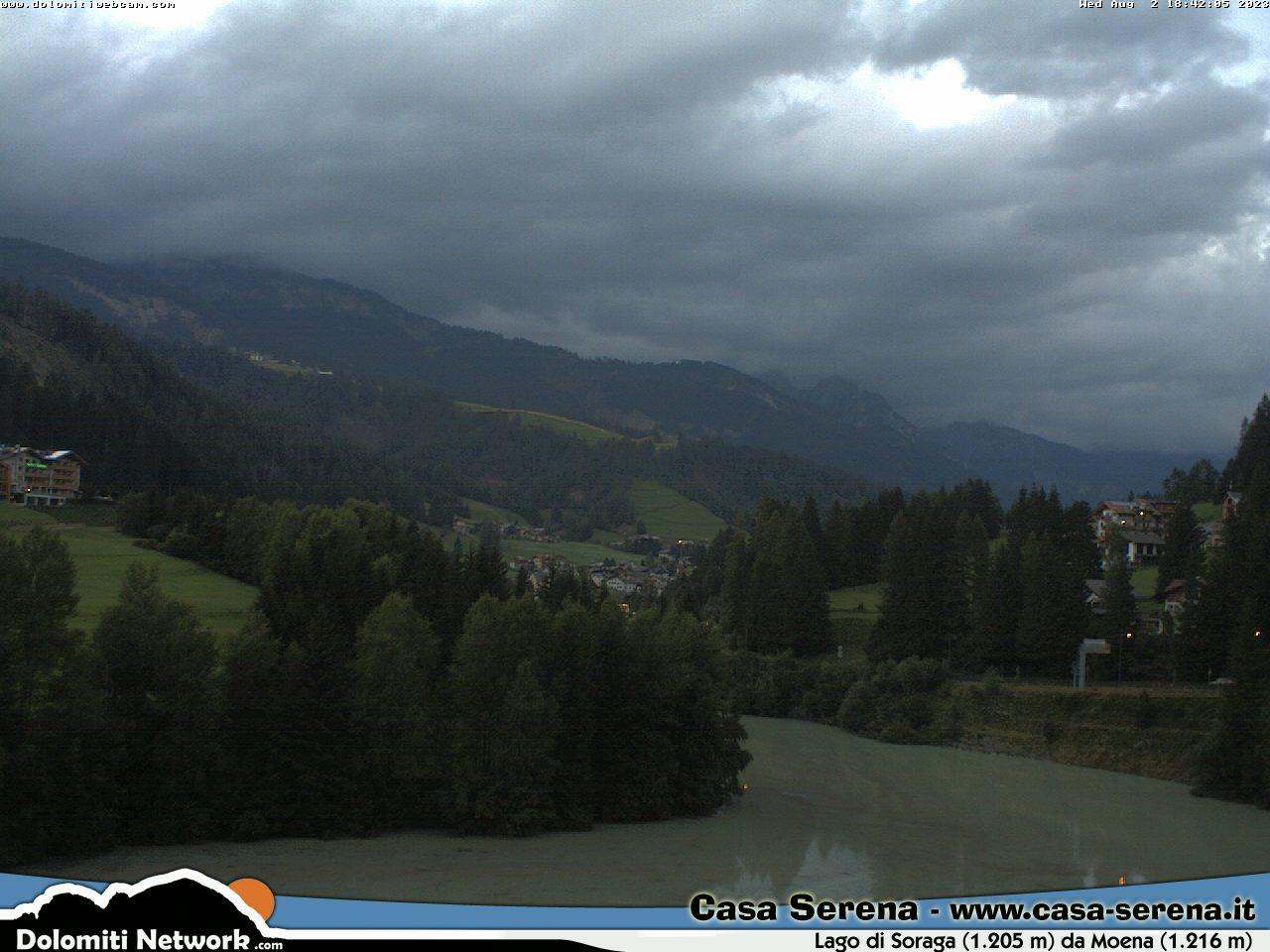 Webcam Meteo Soraga di Fassa